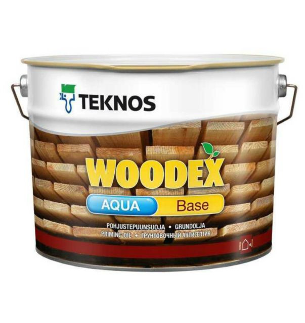 Антисептик WOODEX AQUA BASE Teknos