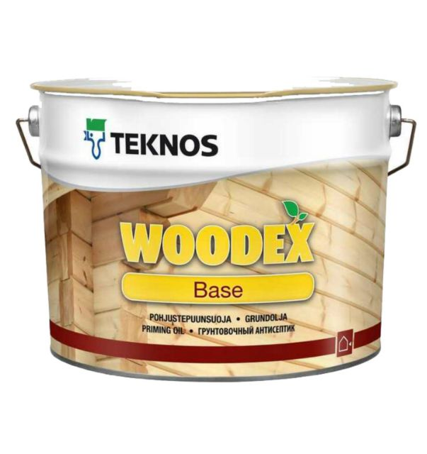 Антисептик WOODEX BASE Teknos