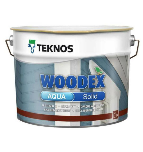 Антисептик WOODEX AQUA SOLID Teknos