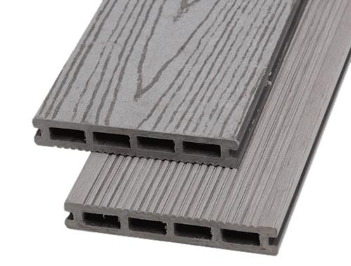Террасная доска TardeX Classic, цвет: серый