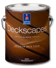 Пропитка Deckscapes Oil-Based Sherwin Williams
