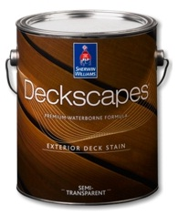 Пропитка DeckScapes Waterborne Sherwin Williams